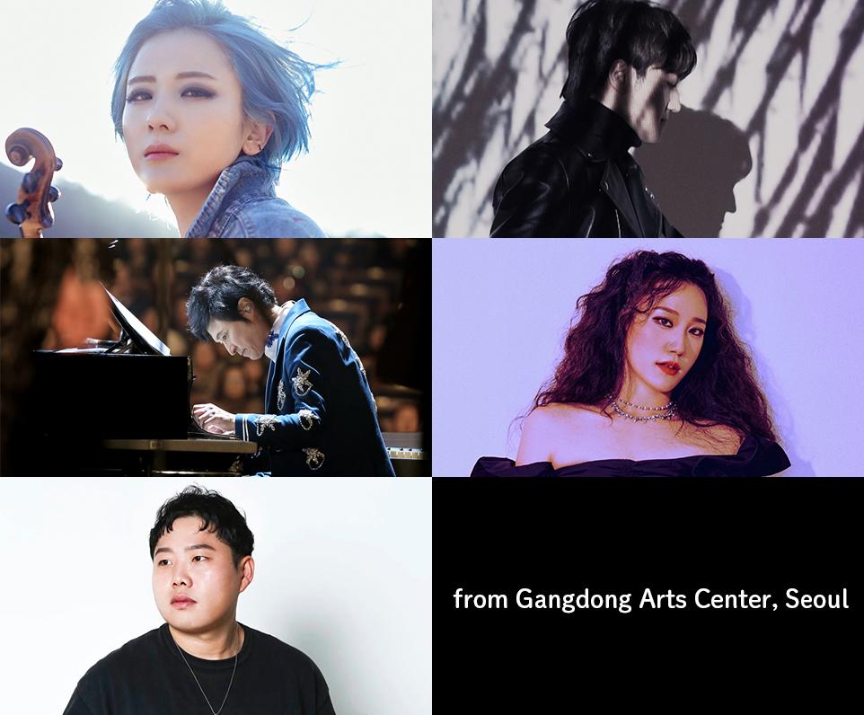 梁邦彦 LIVE from Gangdong Arts Center(韓国 / ソウル)